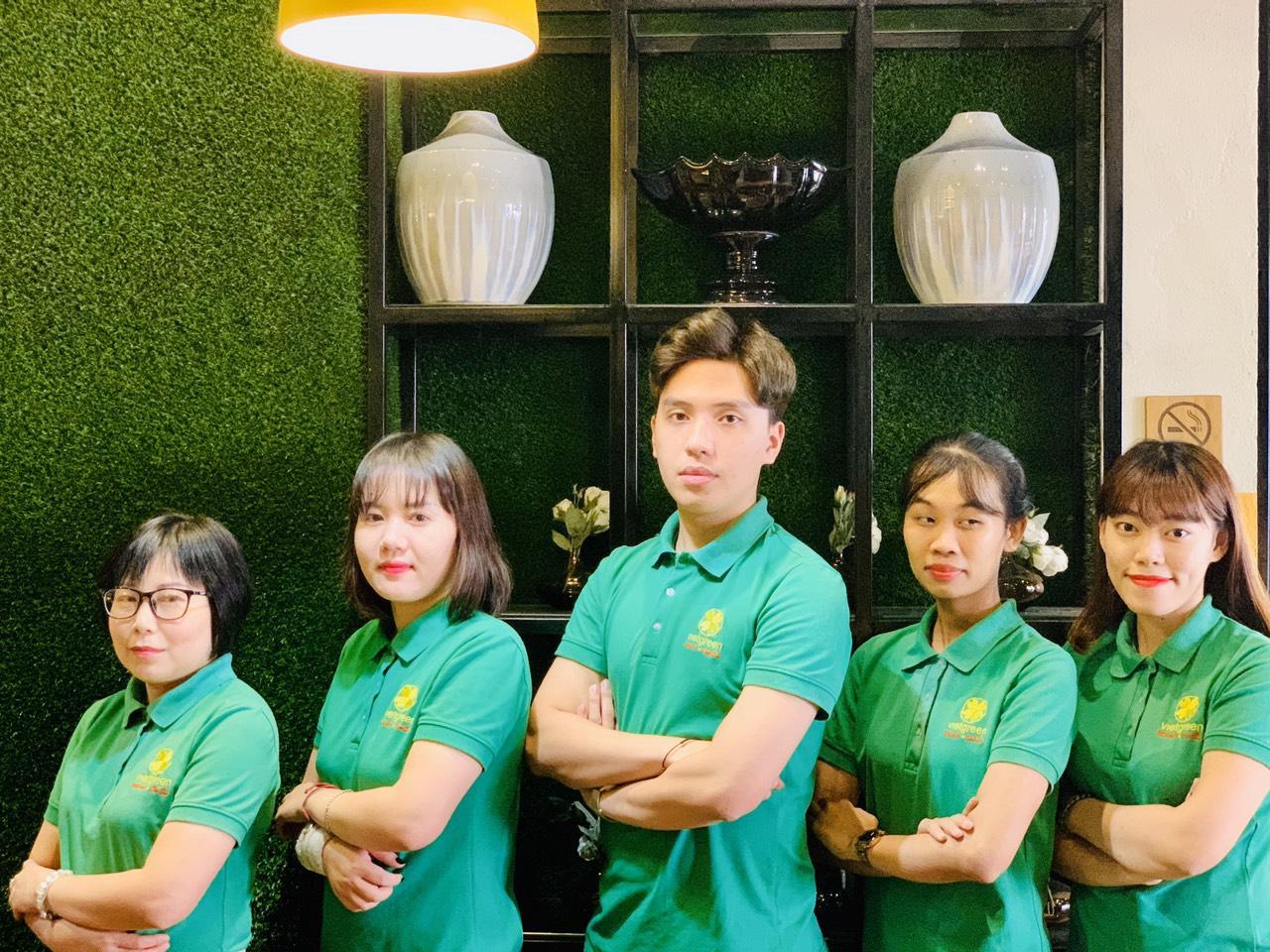 Lịch sử hình thành và phát triển của Công ty Du Lịch Xanh - Viet Green Travel