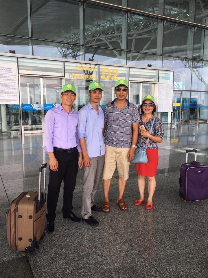 Lời cảm ơn của Đoàn Ban Gia đình - Xã hội, Hội Liên Hiệp Phụ Nữ Việt Nam khi tham dự tour du lịch Đài Loan