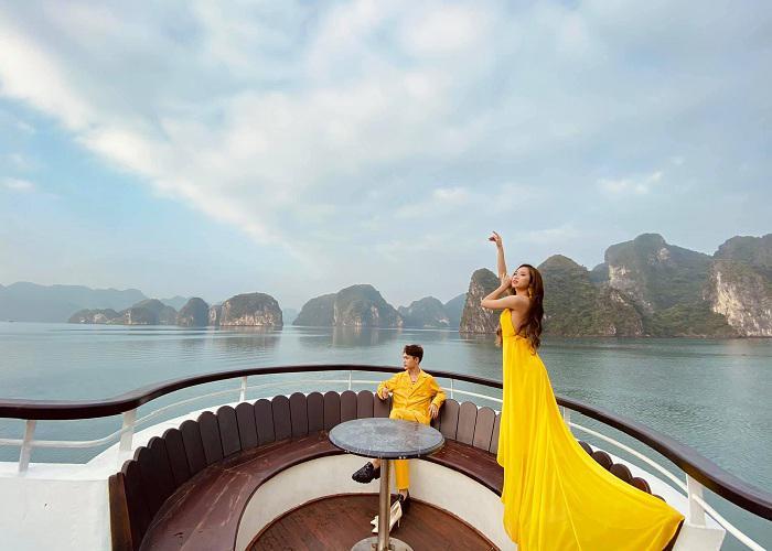 Tour Sài Gòn – Hạ Long trọn gói 4N3Đ, du thuyền + khách sạn 5* chỉ từ 5.890.000Đ/khách