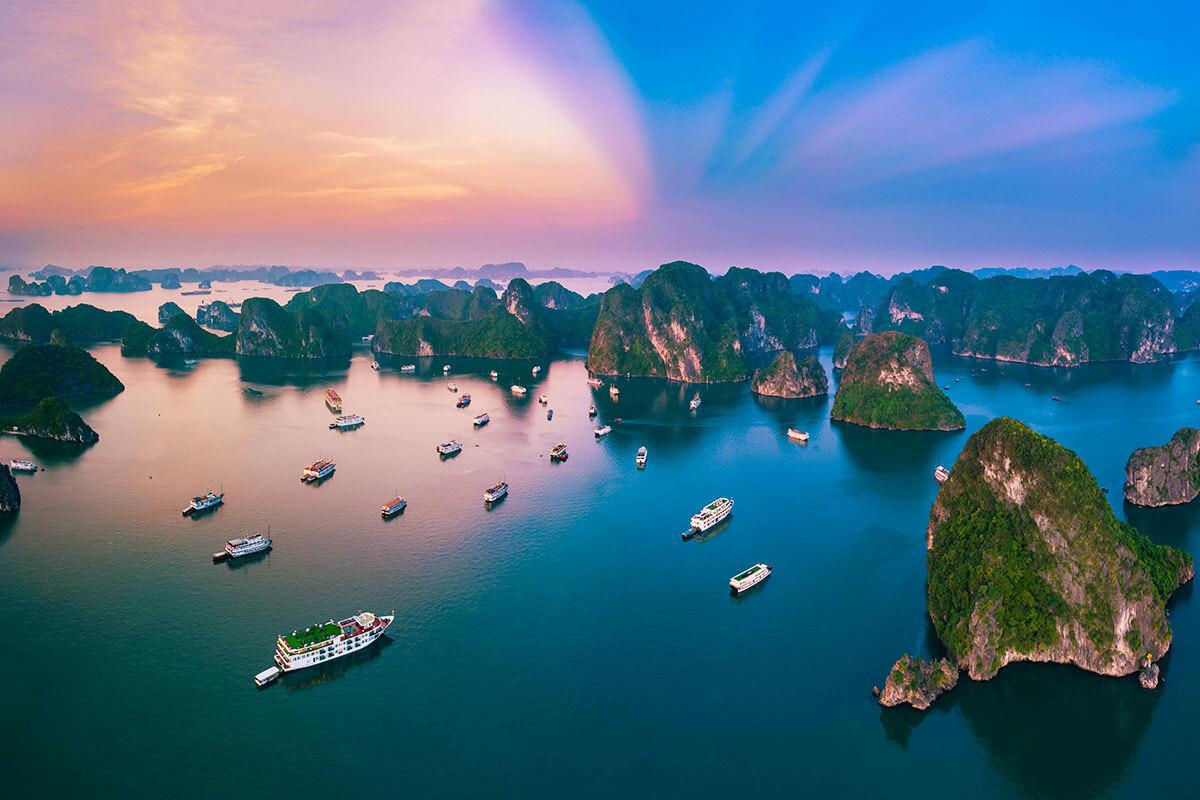 Quảng Ninh- Điểm đến đắt giá của miền Bắc Việt Nam