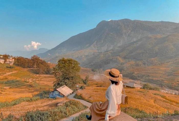 Du lịch bản Tả Van – thiên đường mộc mạc và bình yên giữa núi rừng Sapa