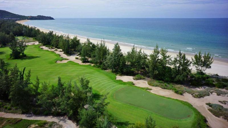 Laguna Golf Lăng Cô là thành viên mạng lưới các sân golf hàng đầu châu Á