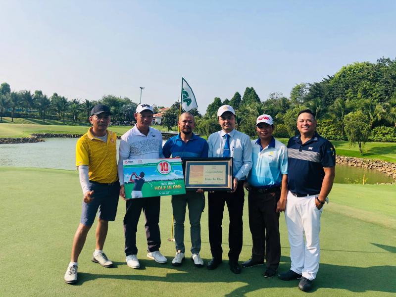 Giải golf TP Hồ Chí Minh Mở rộng đón HIO thứ hai
