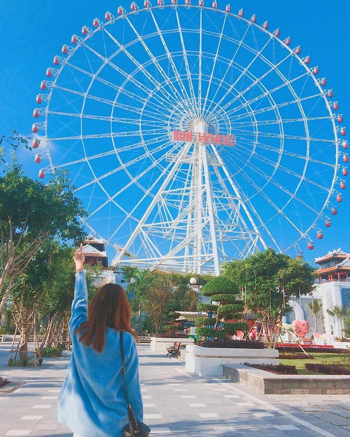 Khám phá công viên Châu Á – thiên đường giải trí đẳng cấp quốc tế tại Đà Nẵng