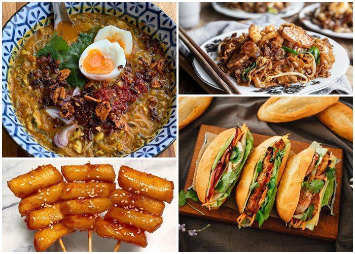 Các món đặc sản vỉa hè ở Châu Á 'hớp hồn' tín đồ sành ăn