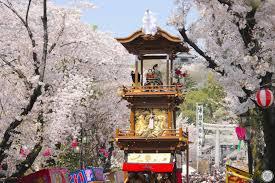 Những trải nghiệm tuyệt vời khi du lịch tháng 4 tại Nhật Bản