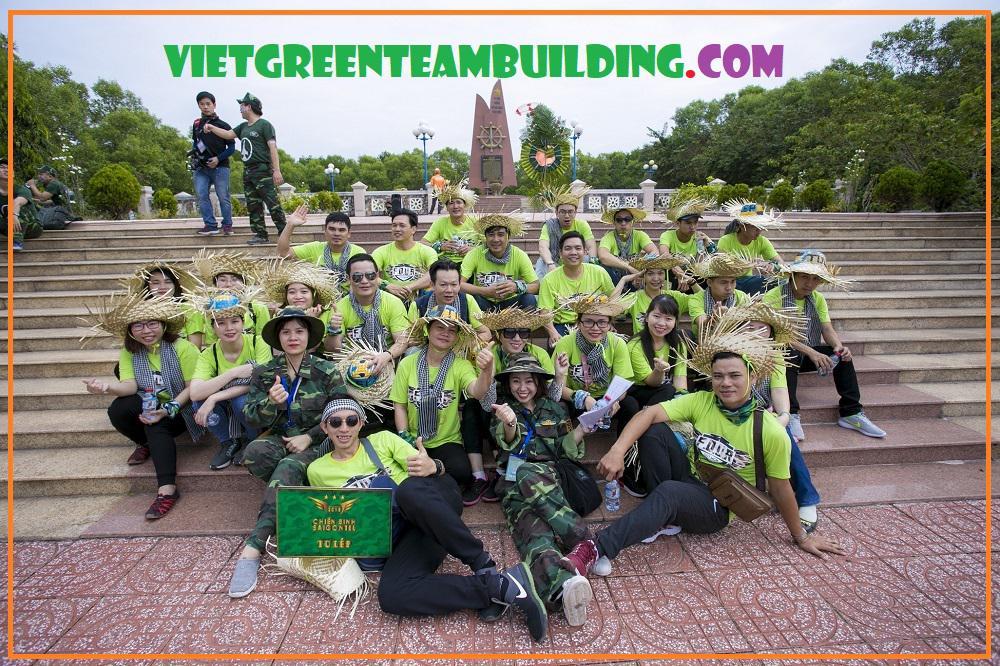 Tổ chức chương trình Teambuilding 2018
