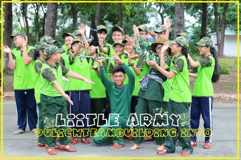 Tại sao nên cho con tham gia Học kỳ Quân đội