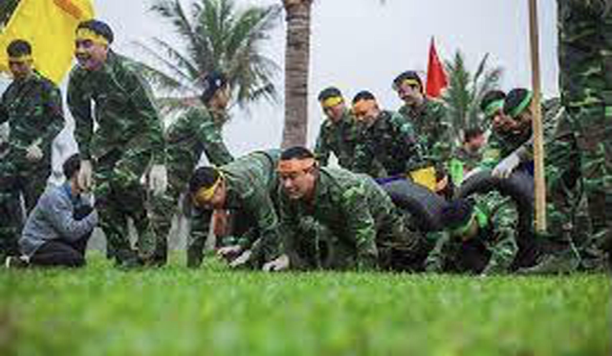 10 địa điểm tổ chức teambuilding quân đội ở gần Hà Nội