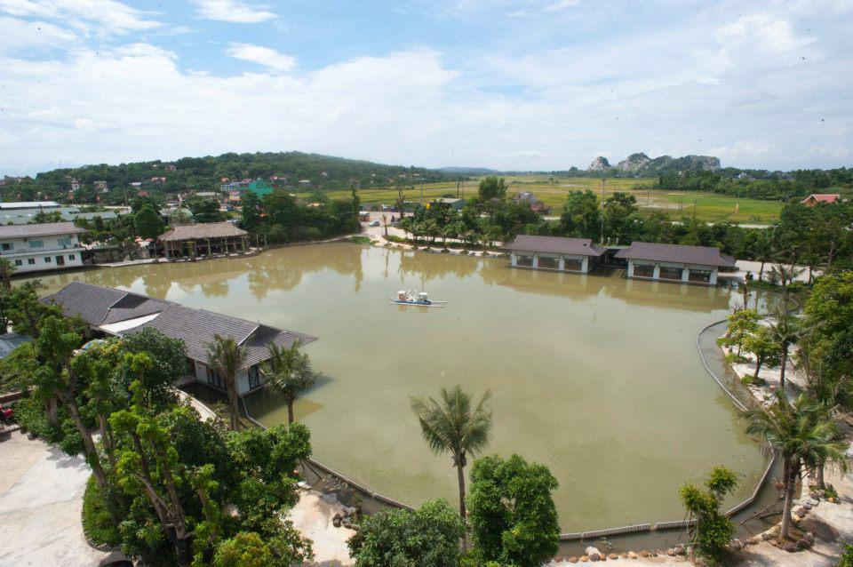 Văn Minh Resort Hà Nội- nơi tổ chức teambulding đầy cuốn hút