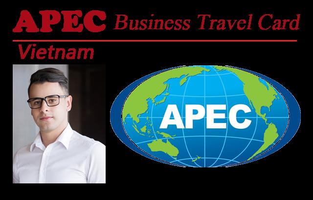 Đối tượng doanh nhân được cấp thẻ APEC 2021