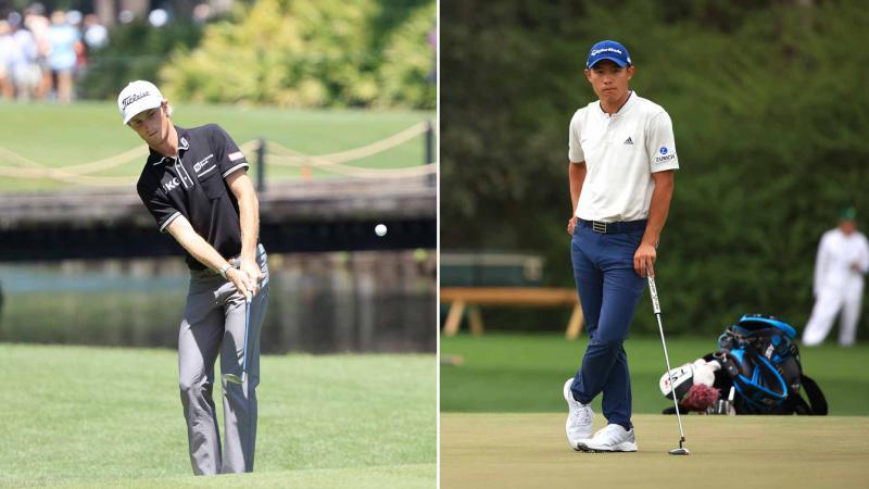 Chơi Golf khiến những nhà vô địch ngày càng trẻ hóa.