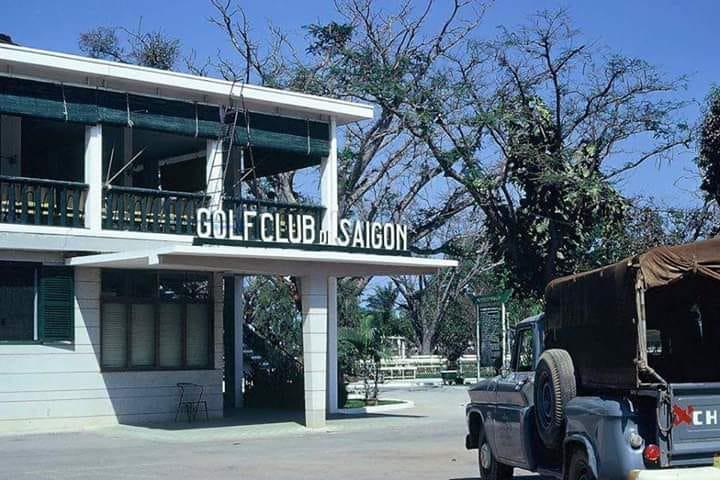 Gia Định - sân golf đầu tiên được xây dựng Sài Gòn