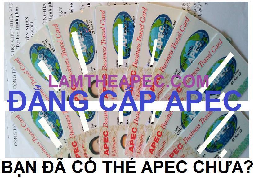 Quý doanh nhân gia hạn thẻ APEC 2021 ở đâu?