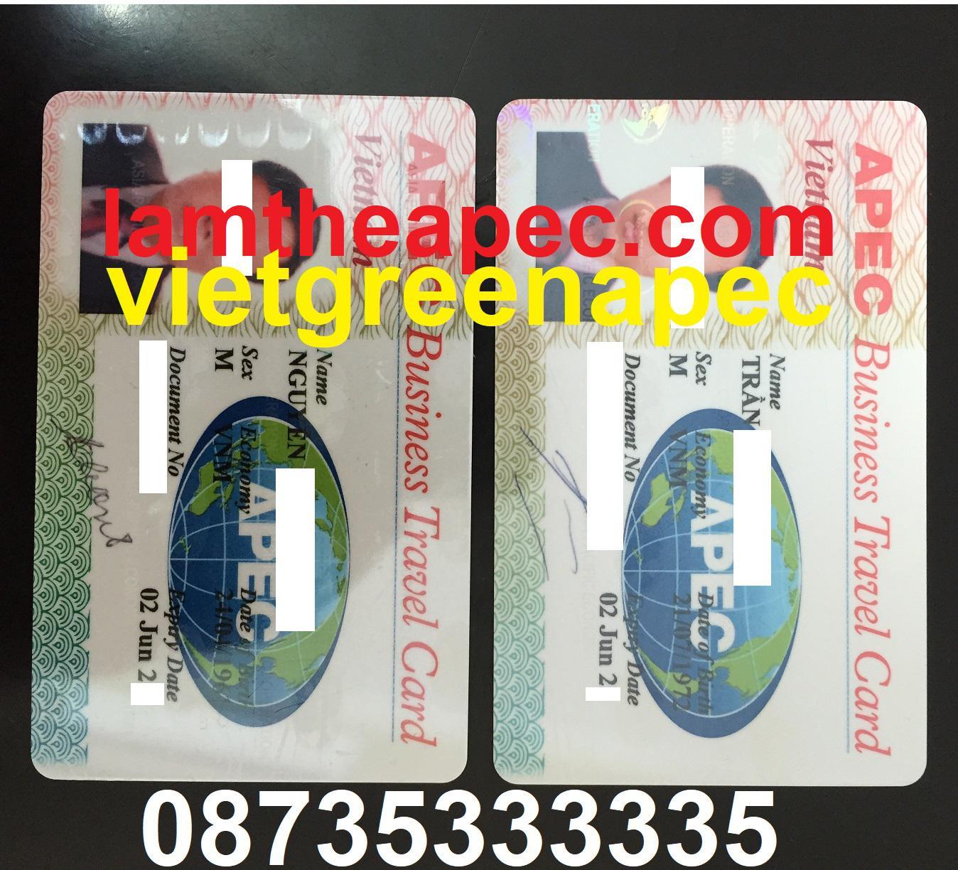 8 lí do khiến doanh nhân bị từ chối cấp thẻ APEC