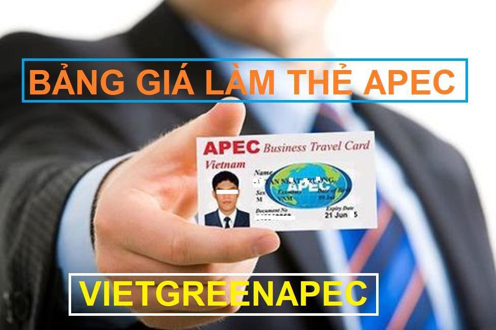 Tại sao phải làm báo cáo tình hình sử dụng thẻ APEC?