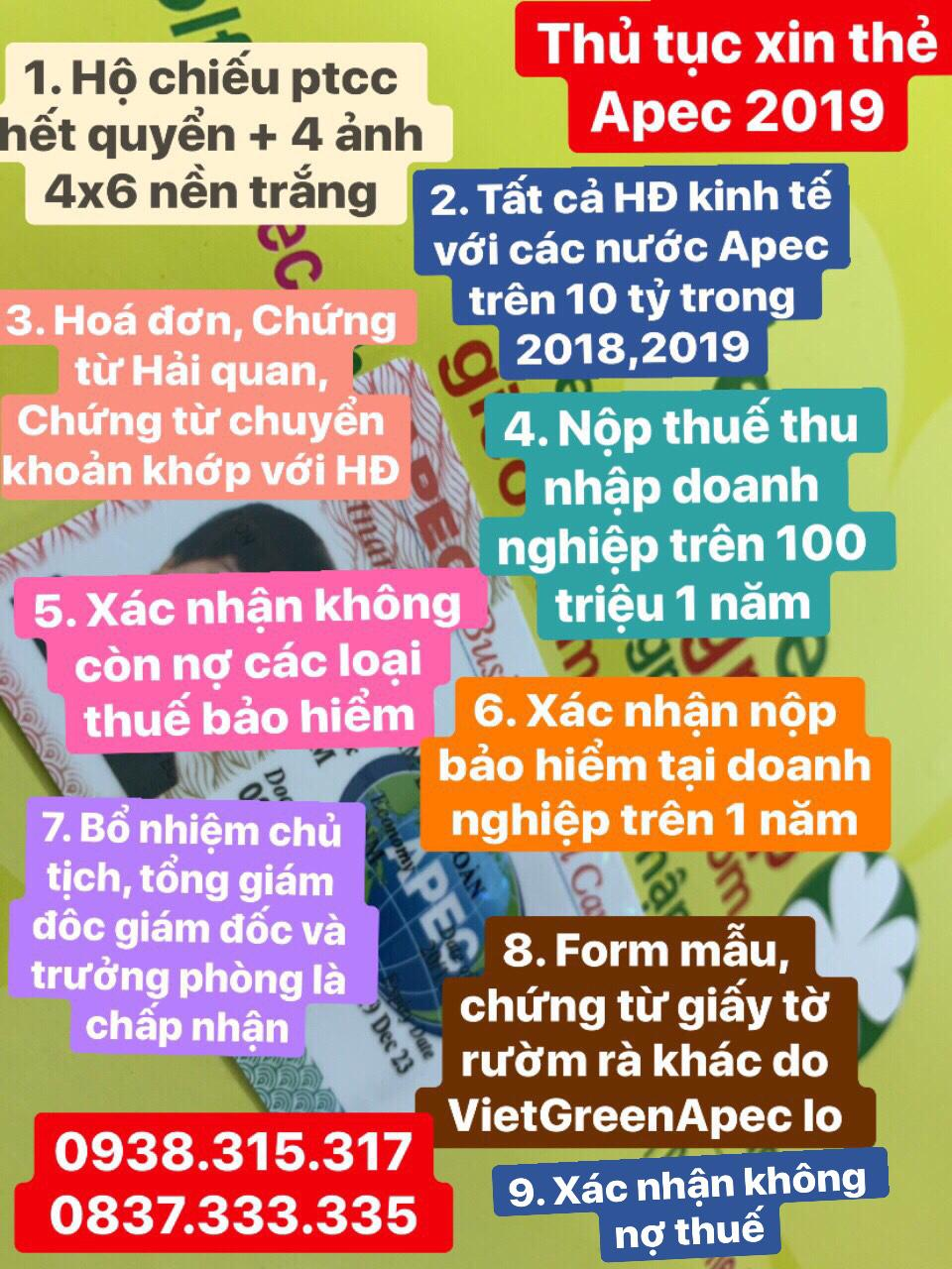 Thẻ Doanh nhân APEC tại Hồ Chí Minh còn hạn thì có gia hạn được không
