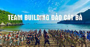 Tổ chức du llichj teambuikding tại địa điểm hot - Cát Bà