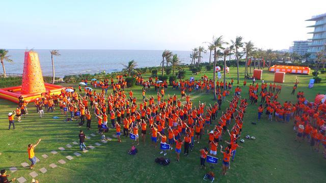 Tổ chức teambuilding taị các đian điểm đẹp nhất Quảng Bình