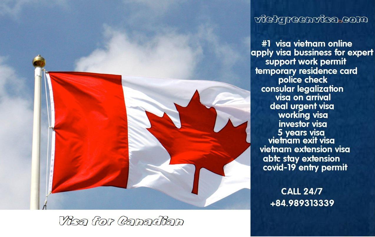 Thời hạn du lịch Visa Canada   Viet Green Visa
