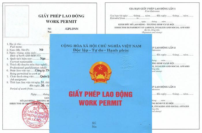 Các trường hợp được miễn work permit & thủ tục xin miễn work permit
