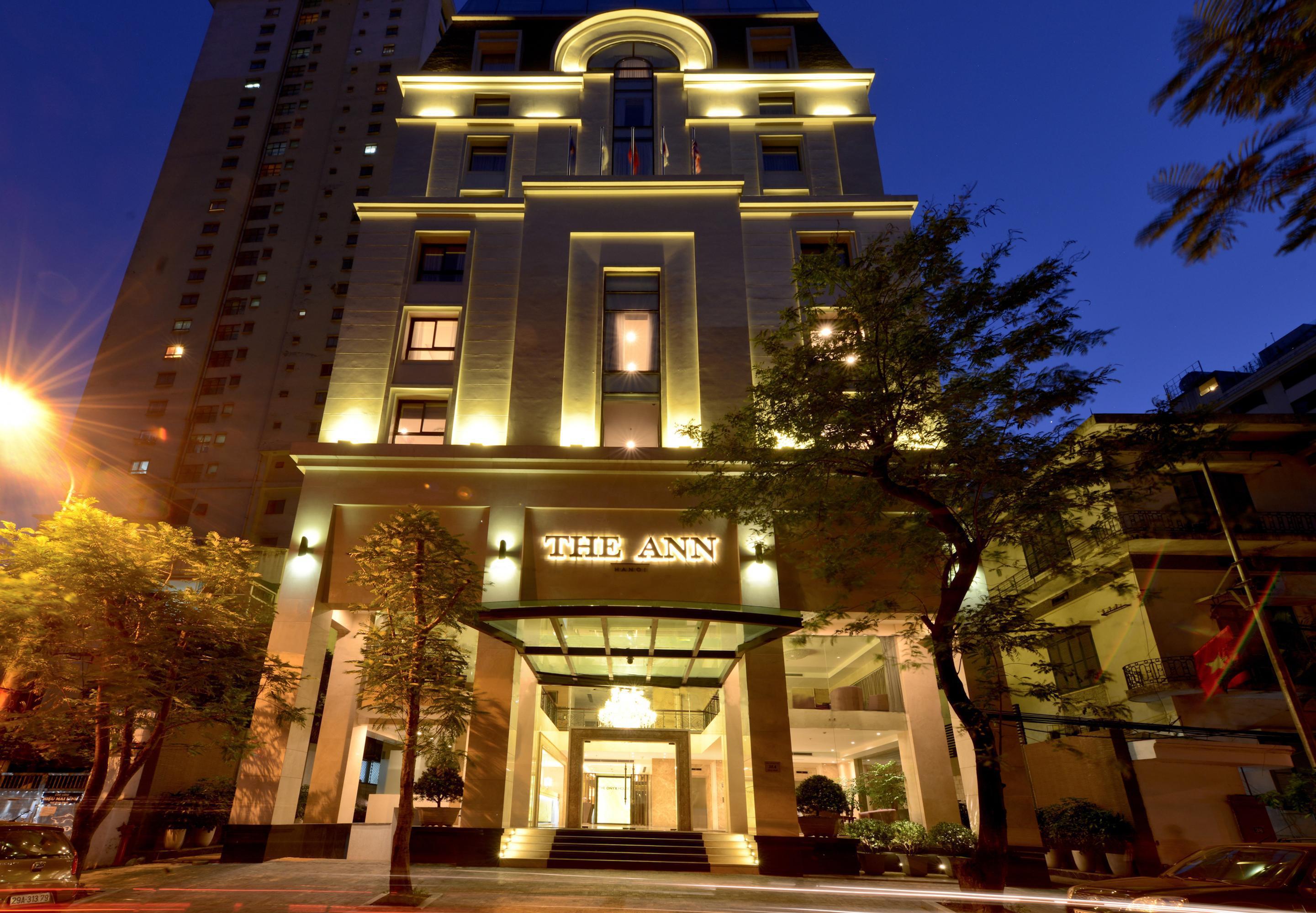 Dịch vụ cách ly covid cho chuyên gia, F1, F2, F3 tại khách sạn The Ann Hà Nội
