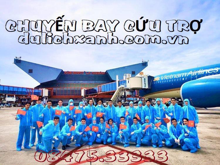 (Mới) Chuyến bay hồi hương từ Indonesia về Việt Nam T6/2021