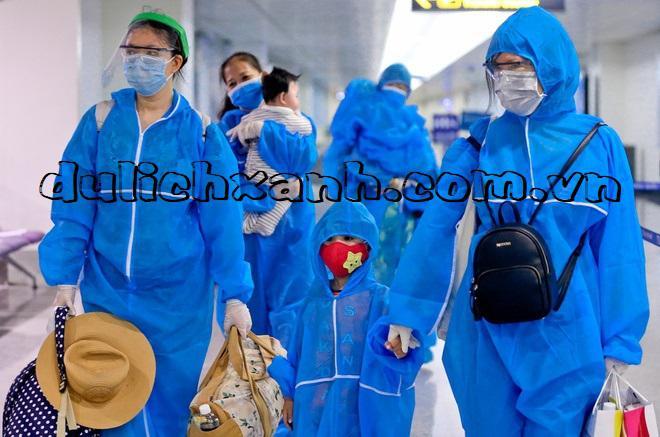 (Mới) Chuyến bay từ Singapore về Việt Nam tháng 6/2021