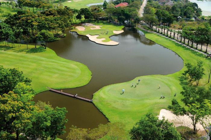 Top địa điểm chơi golf tại Thái Lan