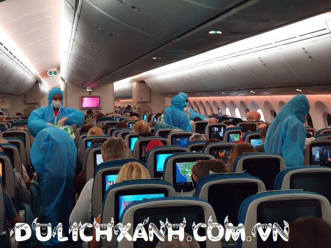 Cập nhật lịch bay hồi hương và chuyên gia Trung Quốc về Việt Nam T6/2021