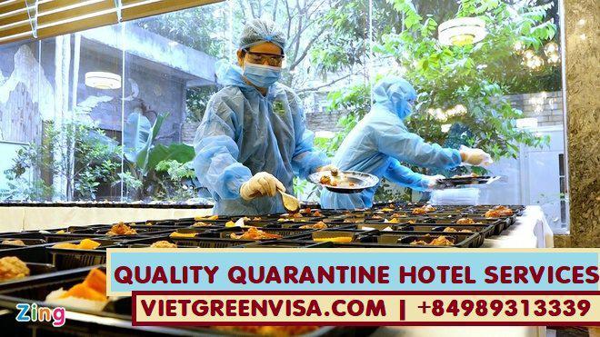(Mới) Danh sách khách sạn cách ly Covid tự trả phí tại Hồ Chí Minh