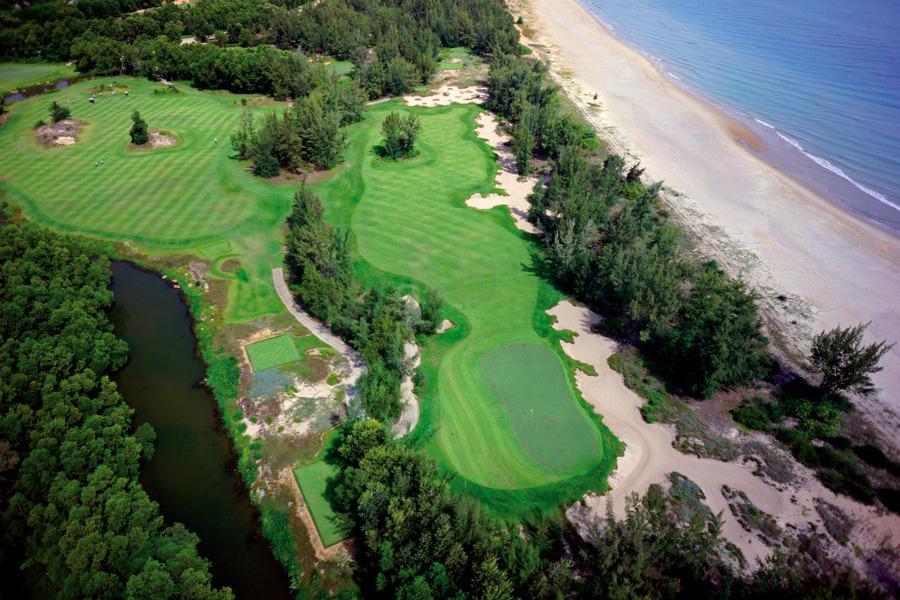 Top 5 sân golf tốt nhất Quảng Nam Đà Nẵng