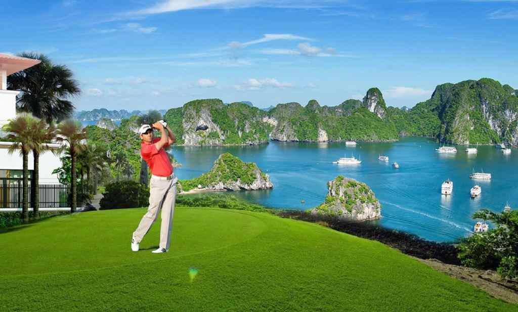 Trải nghiệm sang trọng combo stay & golf tại FLC Hạ Long