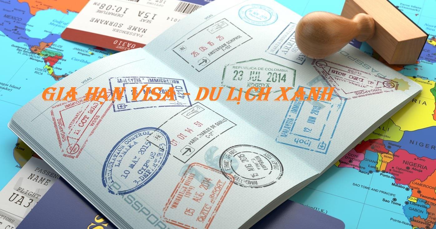 Dịch vụ gia hạn visa Việt Nam cho người Hàn Quốc