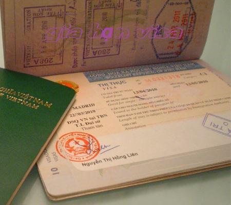 Xin gia hạn visa Việt Nam giá rẻ