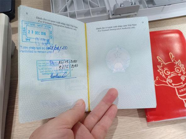 Dịch vụ gia hạn visa Việt Nam cho người Pháp