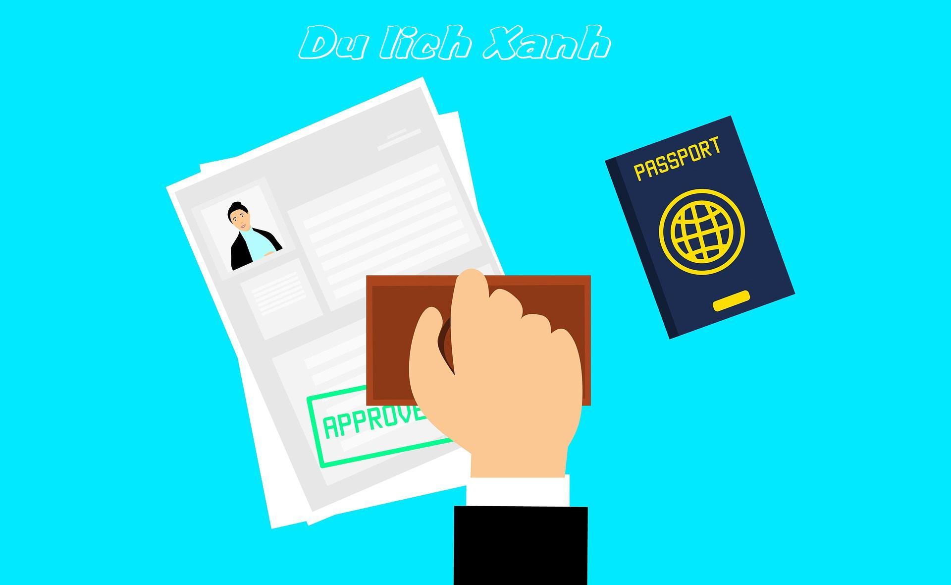 Người Trung Quốc xin gia hạn Visa Việt Nam