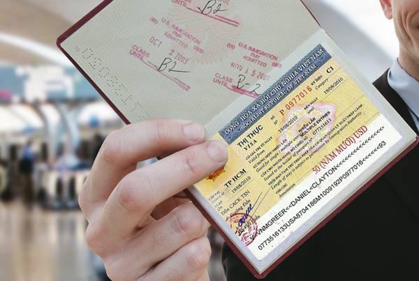 Gia hạn Visa Việt Nam cho người Anh