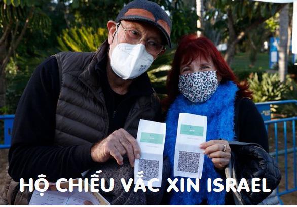 Israel tái mở cửa bằng hộ chiếu vắc xin