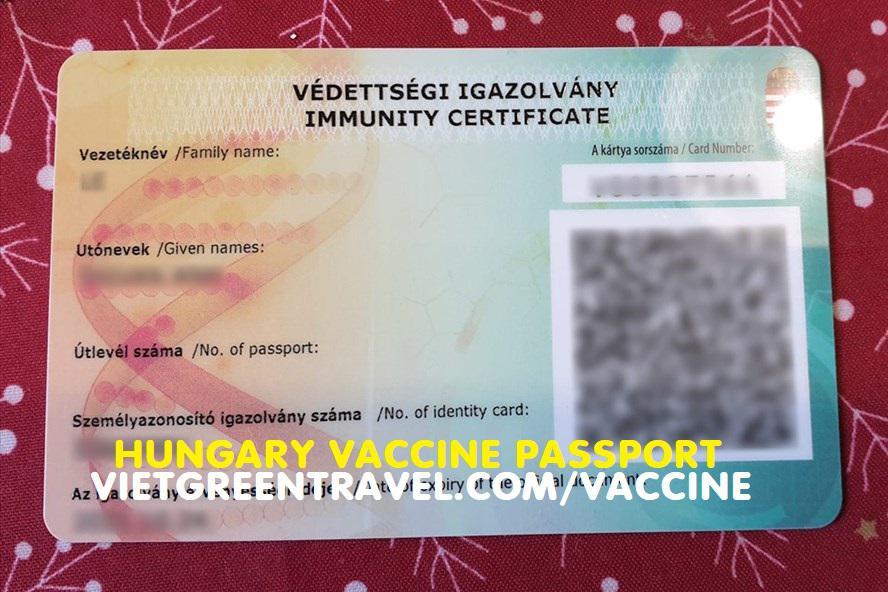Bí mật hộ chiếu Vắc xin của Hungary tại Euro 2020 năm nay