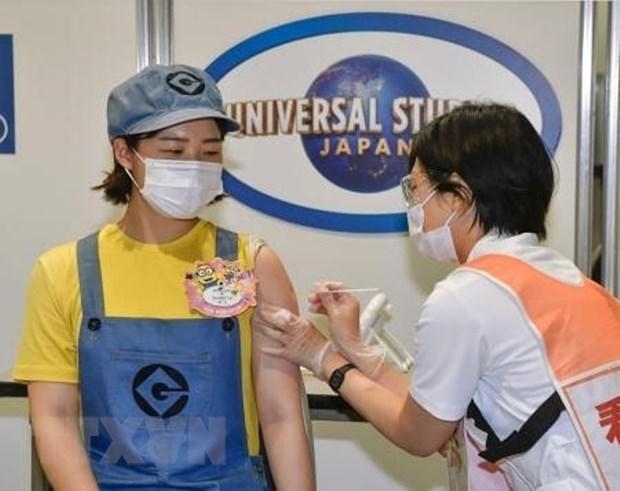 Nhật Bản tiết lộ về kế hoạch cấp ''hộ chiếu vaccine''