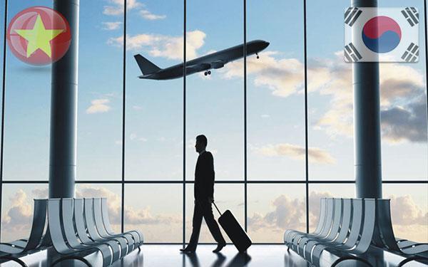 Danh sách chuyến bay từ Hàn Quốc về Việt Nam tháng 8