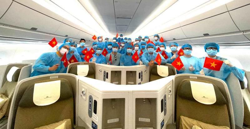 Các chuyến bay từ Mỹ về Việt Nam - Lịch bay tháng 7,8