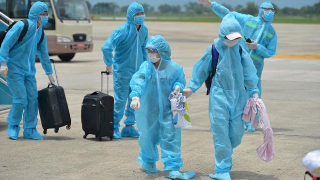 Chuyến bay hồi hương & chuyên gia từ Đài Loan về Việt Nam