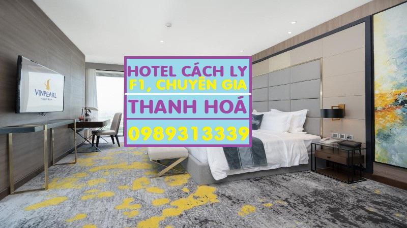 Danh sách khách sạn được phép nhận cách ly tại Thanh Hoá có thu phí tự nguyện