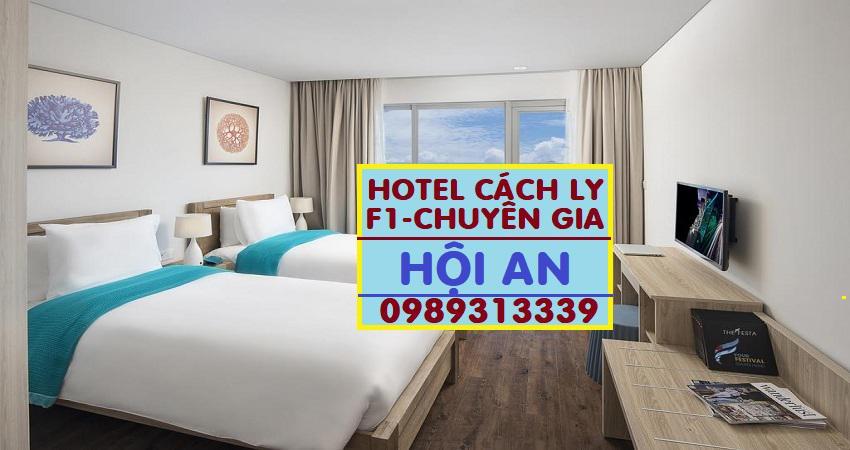 Bảng giá khách sạn cách ly tại Hội An và Quảng Nam cập nhật