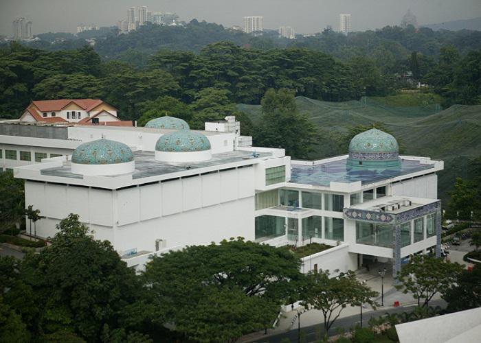 Bảo tàng nghệ thuật Hồi giáo, nơi lưu giữ nét văn hóa tôn giáo của Malaysia