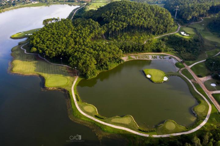 Tràng An Golf & Country Club 18 hố - ngày thường