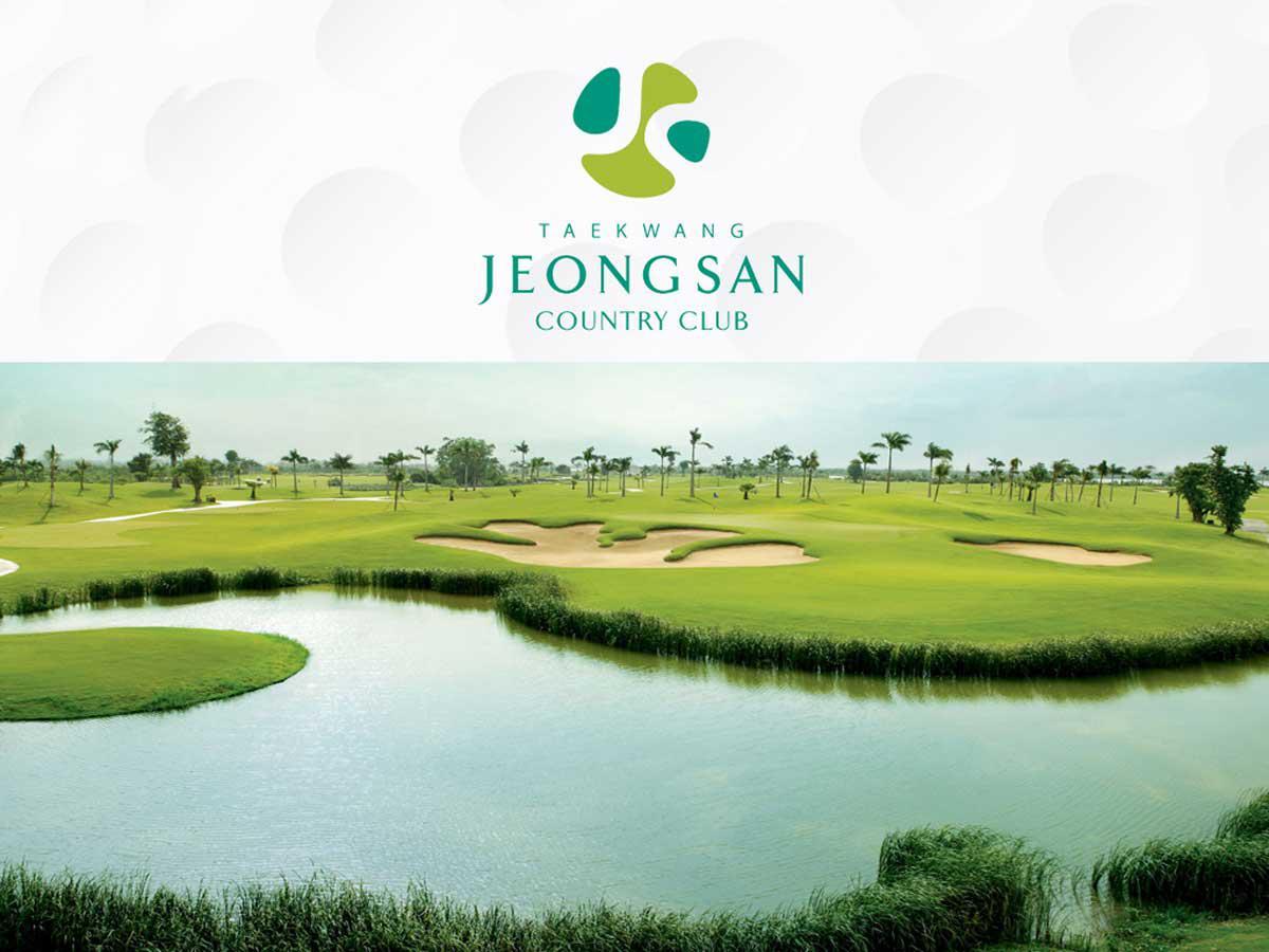 Sân Taekwang Jeongsan Country Club 18 lỗ  trong tuần