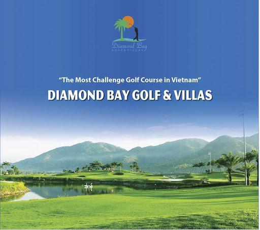 Sân golf Nha Trang, Diamond Bay Golf & Villas- 18 Hố - Trong tuần
